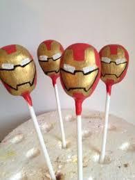 iron man cake pops my cake pop creations pinterest iron man
