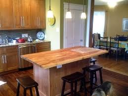 chopping block kitchen island splendid oak butcher block kitchen island ic narrow chopping oak