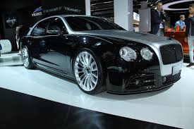 bentley mansory frankfurt 2015 mansory bentley flying spur gtspirit