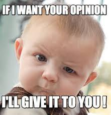 I Want A Baby Meme - meme creator skeptical baby meme plain meme generator at