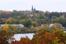 coastal fall color guided tour manistee county tourism