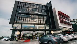 lexus car price in thailand lexus kuching first lexus 3s centre in east malaysia