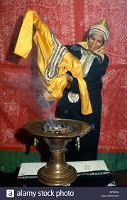 shabbat clothing perfuming shabbat clothes a yemenite woman burns incense