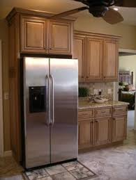 Granite Countertop Standard Depth Kitchen Cabinets Patterned by Learn Why Counter Depth Fridges Are Not Counter Deep