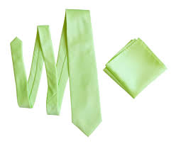 Light Green Color by Apple Green Pocket Square Light Green Solid Color Satin Finish