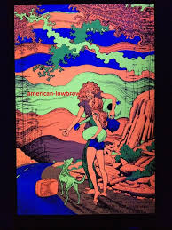 free black light posters free summer psychedelic art blacklight poster woodstock peace