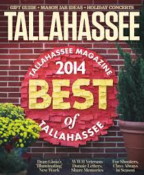 tallahassee magazine november december 2014 by rowland publishing