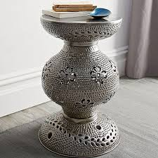 Silver Accent Table Silver Accent Table