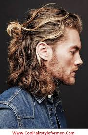long hair at the front shaved at the back short long hair style for boys cool hairstyle for men