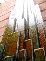 in door water falls with awesome ceramics graded waterfall at the