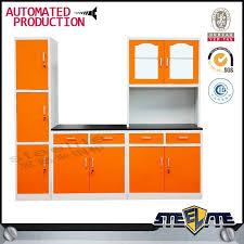 modern kitchen furniture ready made kitchen cabinets metal kitchen