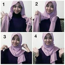 tutorial hijab pashmina kaos yang simple tutorial hijab princess hijabprinces instagram photos and videos