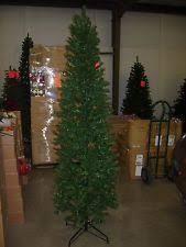 slim artificial tree ebay