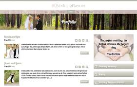 Perfect Wedding Planner Wedding Planner Wordpress Theme Wp Theme For Wedding Planners