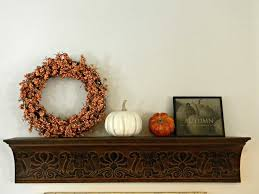 fall thanksgiving home decor diy day gift decorations