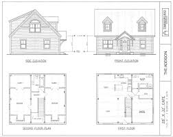 cape floor plans post beam house plans and timber frame drawing packages by