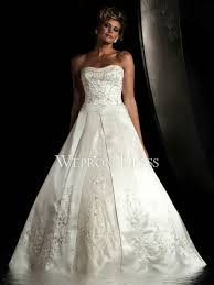 strapless beach wedding dresses wedding decorate ideas