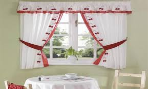 Curtain Design For Kitchen And White Kitchen Curtains Designs At Home Design