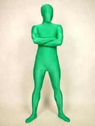 Skin Suit Halloween Costume Greenman Costume Costume Ideas Costumes