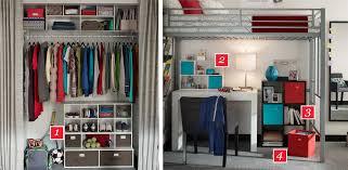 Dorm Bathroom Decorating Ideas by Dorm Room Storage Ideas