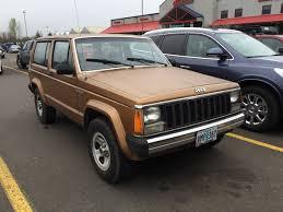 chrome jeep cherokee cc capsule 1984 u2013 1986 jeep cherokee u2013 the uncommon two door version