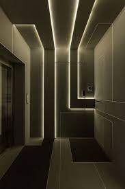 Haus Mit Indirekter Beleuchtung Bilder Indirekte Led Beleuchtung Durch Lichtpaneele Im Modernen Haus