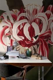 crinum augustum mural by mrs edward bury murals botanical