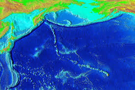 Plate Tectonics Map Map Of The Underworld May Let Us Play Plate Tectonics In Reverse