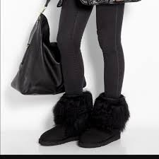 ugg s boots size 11 ugg limited edition sheepskin cuff boots from g s s