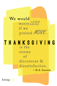 be a doer not a whiner happy thanksgiving