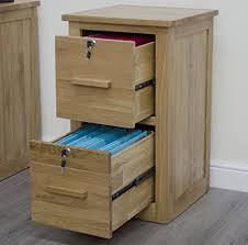 Oak Filing Cabinet Arden Solid Oak Furniture Office Filing Cabinet With Locks