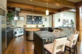 curved kitchen islands curved kitchen island hermelin me