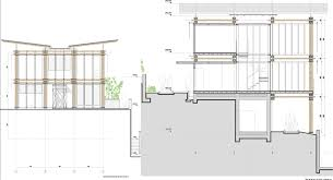 Energy Efficient Floor Plans by Brilliant Bamboo House Uses Ground Water For Natural Cooling