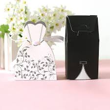 and groom favor boxes 100pcs wedding candy box and groom candy bag wedding favor