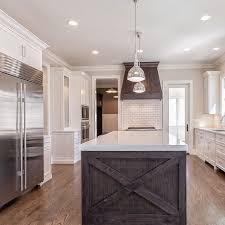distressed white kitchen island beautiful rustic white cabinets with distressed white
