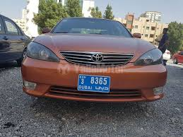 toyota camry 06 for sale used toyota camry 2006 car for sale in sharjah 756007
