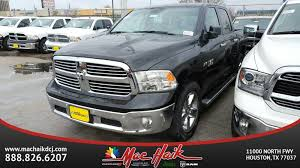 mac haik dodge chrysler jeep ram houston tx 2017 ram 1500 lone crew cab in houston d70704