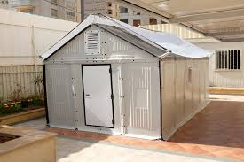 ikea flat pack house ikea s better shelter project housing takes just four hours to build