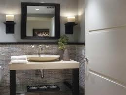 neat bathroom ideas cool toilet ideas powder room with pedestal sink decorating ideas