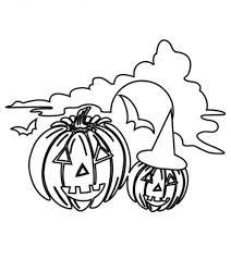free printable halloween coloring pages older kids hallowen