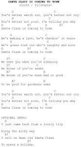 santa claus is coming to town christmas carols lyrics and history