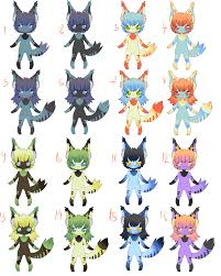 Color Combinations Design Creature Design Color Combinations By Sasokity On Deviantart