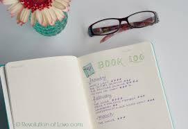 bullet journal revolution of love