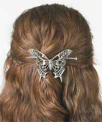 hair slide hair accessories butterfly hair slide