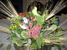artificial floral arrangements for dining table fascinating on