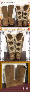 ugg bailey knit bow sale flash sale ugg bailey knit bow boots bow boots and boot