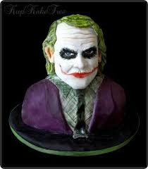 heath ledger the joker cake the joker pinterest joker cake