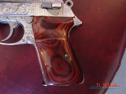 walther ppk s interarms 380 fully hand engrave for sale