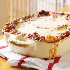 thanksgiving lasagna recipe extra easy lasagna recipe myrecipes