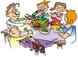 free thanksgiving dinner clipart clipartxtras